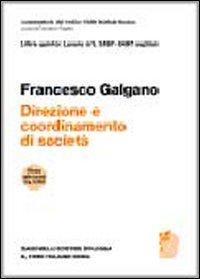 Direzione e coordinamento di società. Art. 2497-2497 septies