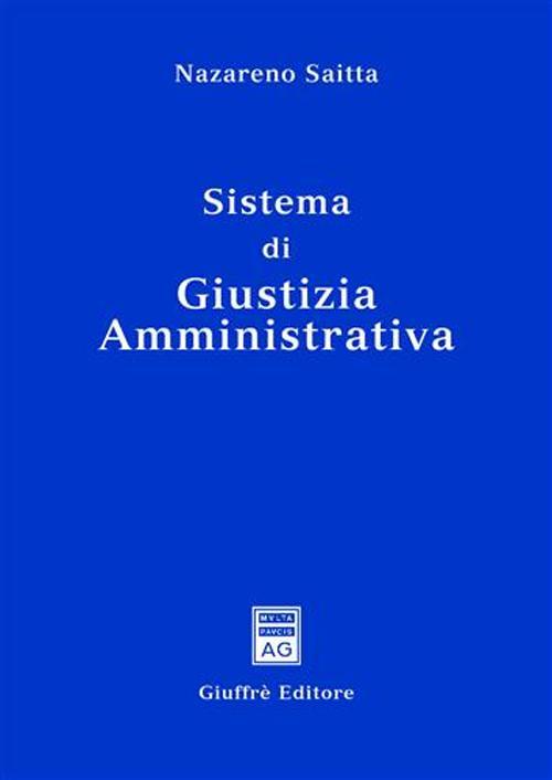 Sistema di giustizia amministrativa