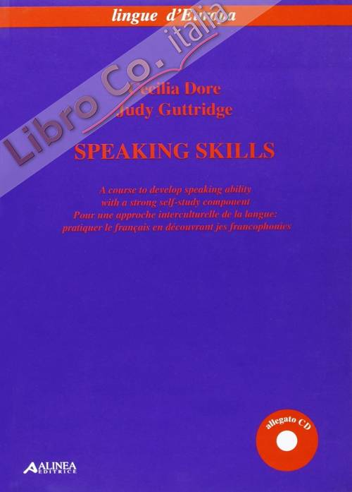 Speaking Skills. A Course To Develop Spearing Ability. con CD-ROM.