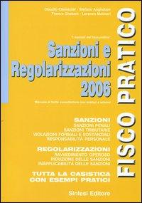 Sanzioni e regolarizzazioni 2006