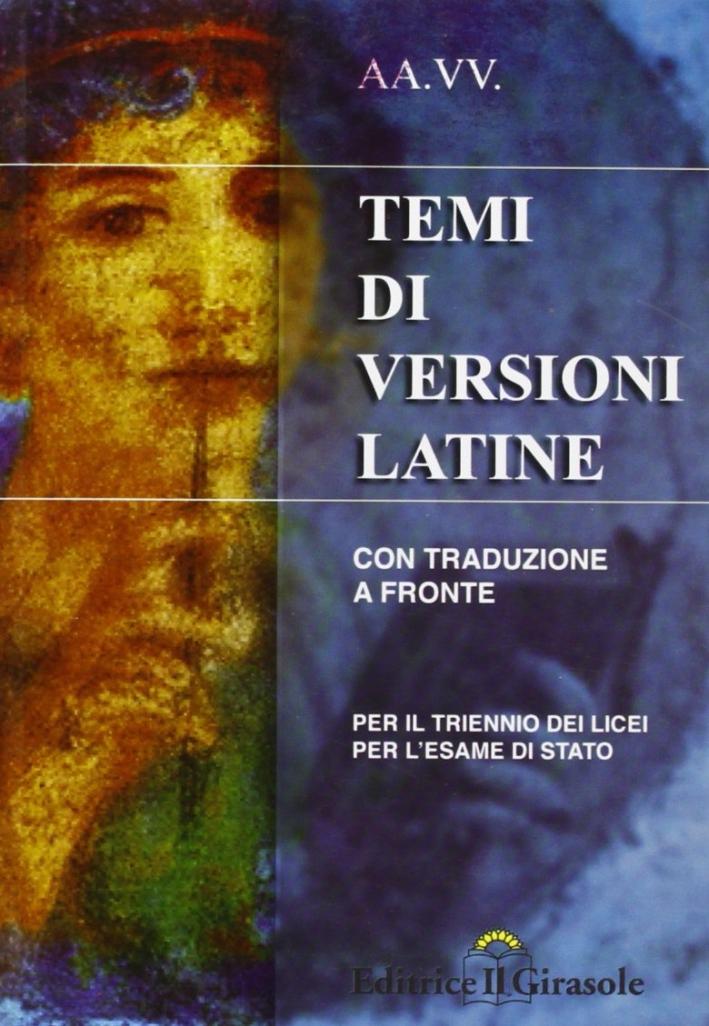 Temi di versioni latine