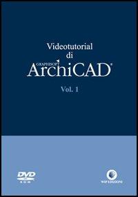Videotutorial di ArchiCAD. DVD-ROM (1)