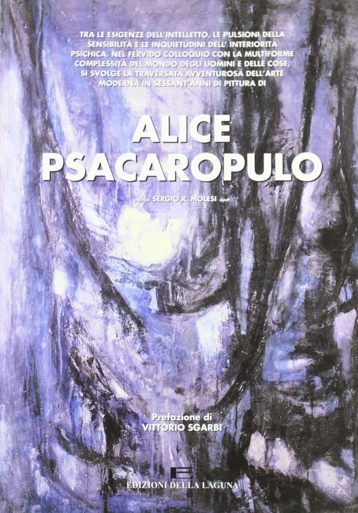 Alice Psacaropulo