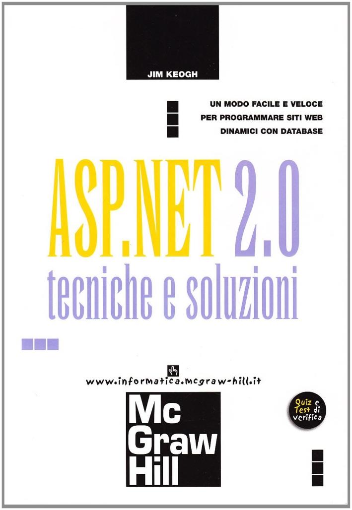 ASP.NET 2.0 Tecniche e soluzioni