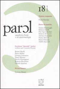 Parol. Quaderni d'arte e di epistemologia (2005-2006). Vol. 18