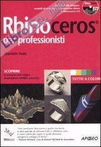 Rhinoceros per professionisti. Con CD-ROM