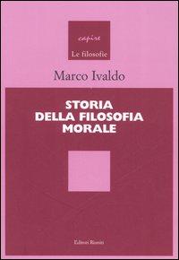 Storia della filosofia morale