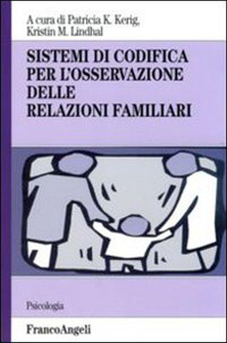 Sistemi di codifica per l'osservazione delle relazioni familiari