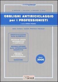 Obblighi antiriciclaggio per i professionisti