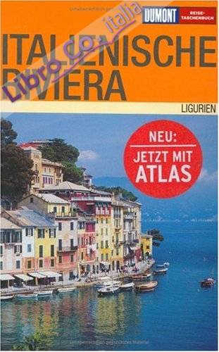 Riviera ligure italiana. Ediz. tedesca