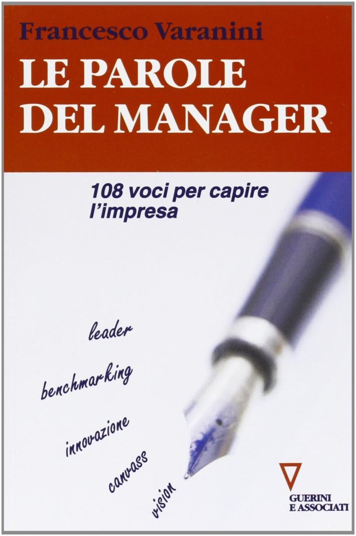 Confezione Le Parole Del Management 10/11 Copie