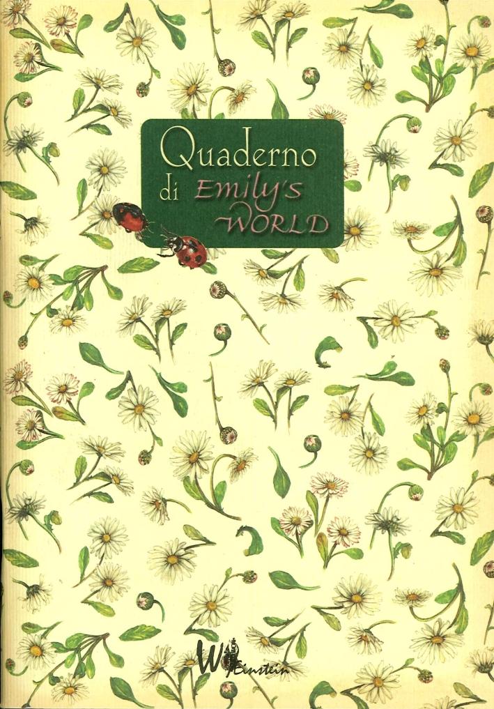 Quaderno di Emily'S World. Quadretti