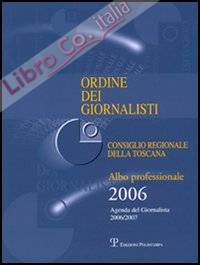 Ordine dei Giornalisti. Consiglio Regionale della Toscana