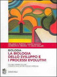 Biologia. La biologia dello sviluppo e i processi evolutivi