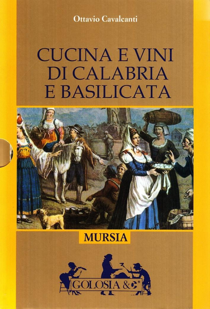 Cucina e vini di Calabria e Basilicata