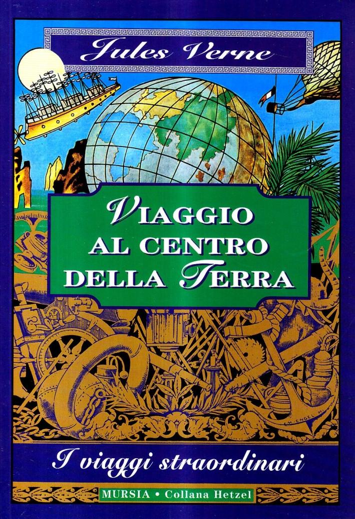 Viaggio al centro della terra