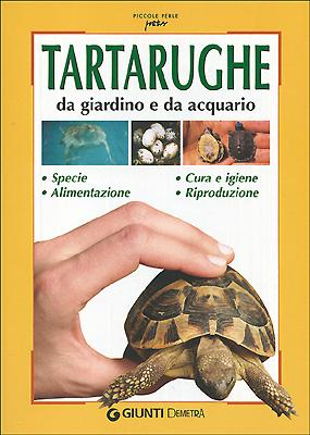 Tartarughe da giardino e da acquario