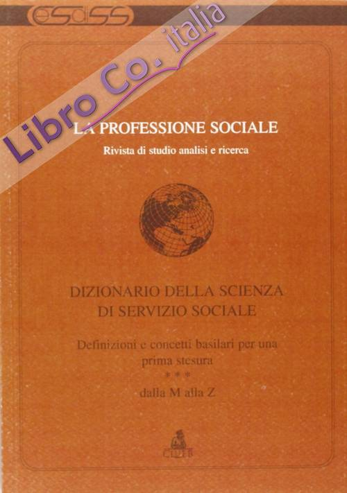 La Professione Sociale (2005). Vol. 2.
