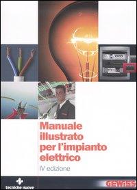 Manuale illustrato per l'impianto elettrico.