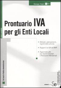 Prontuario IVA per gli Enti Locali
