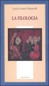 La Filologia