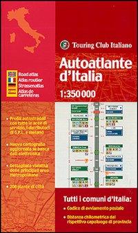 Autoatlante d'Italia 1:350.000