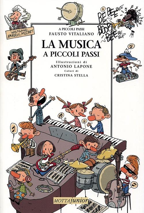 La Musica a piccoli passi
