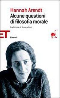Alcune Questioni di Filosofia Morale