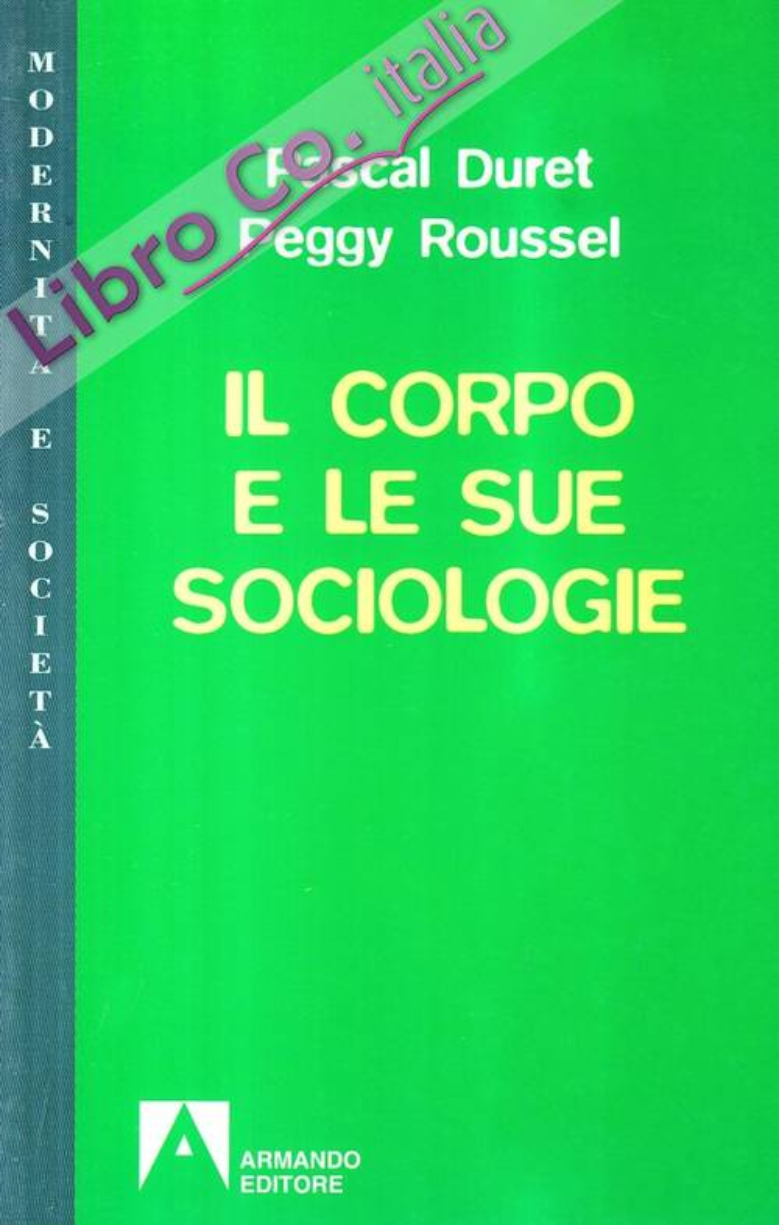 Il corpo e le sue sociologie.