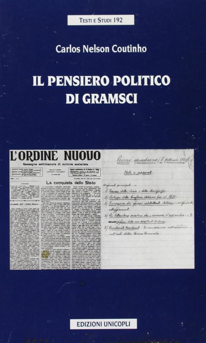 Il pensiero politico di Gramsci