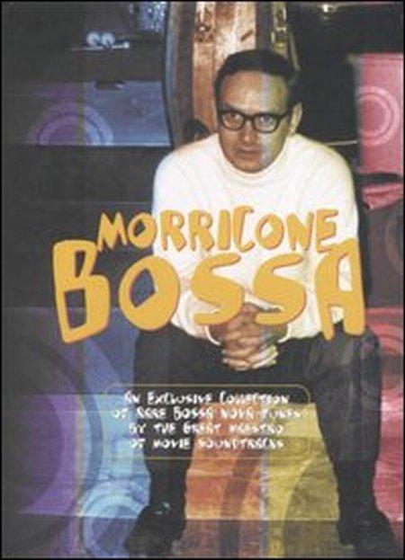 Morricone bossa. Ediz. italiana e inglese. CD Audio. Con libro
