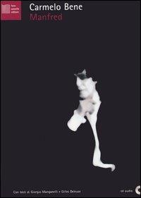 Manfred. Audiolibro. CD Audio. Con libro