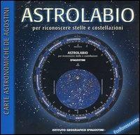Astrolabio per riconoscere stelle e costellazioni