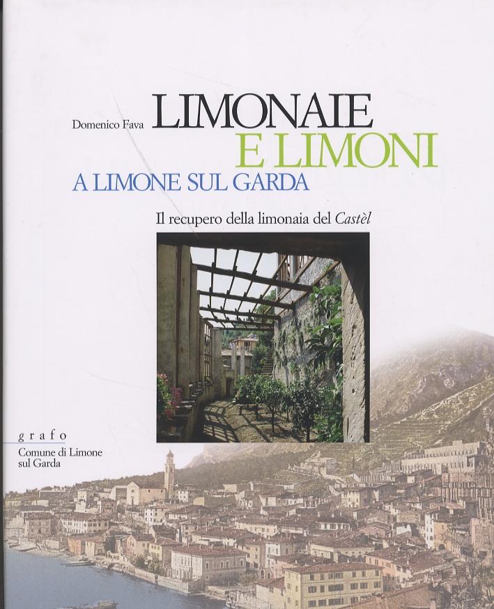 Limonaie e limoni a Limone sul Garda. Il recupero della limonaia del Castèl