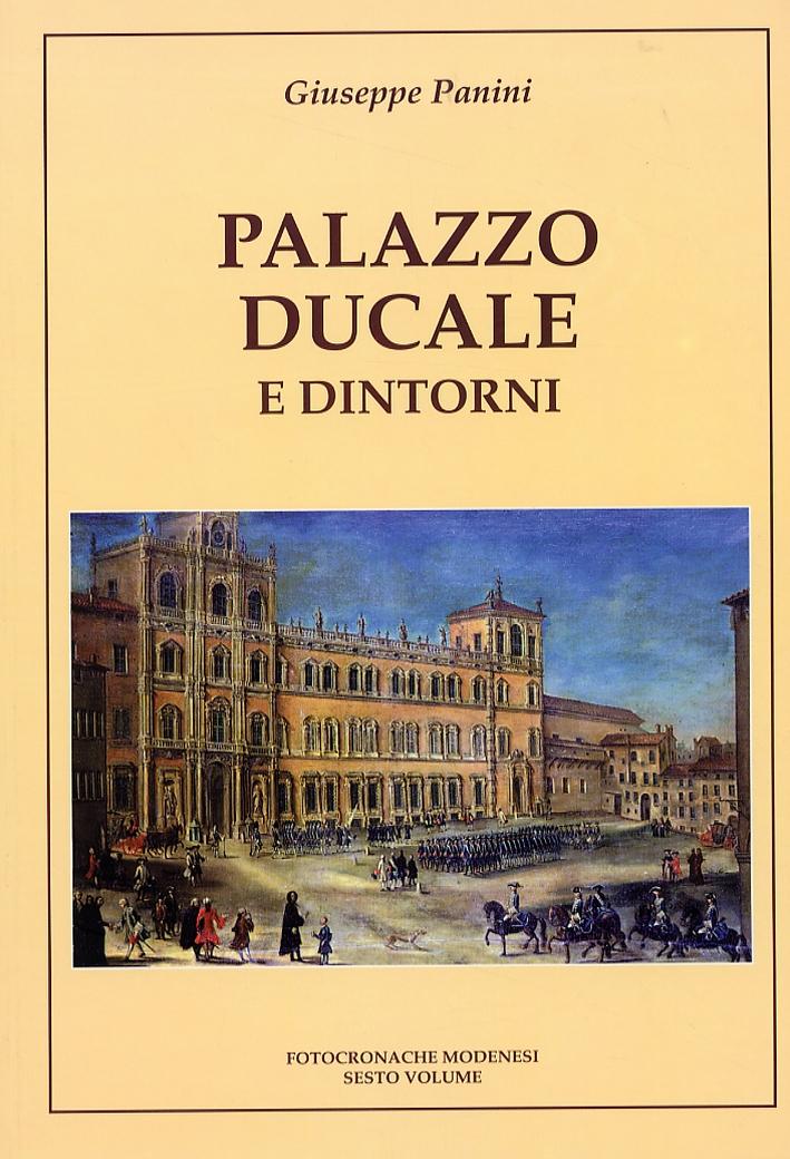 Palazzo Ducale e dintorni