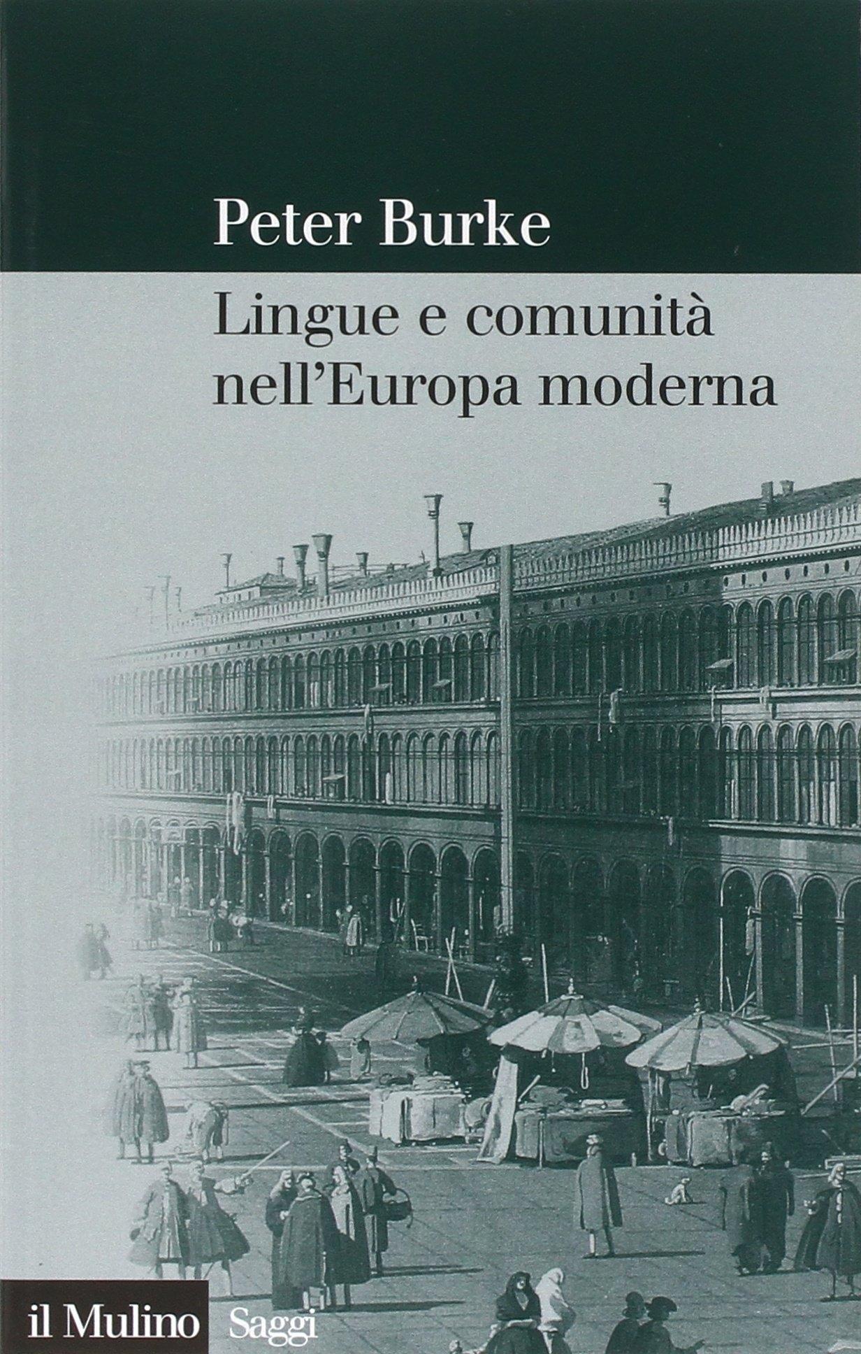 Lingue e comunità nell'Europa moderna