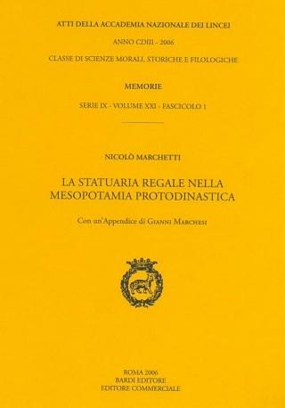 La Statuaria Regale nella Mesopotamia Protodinastica