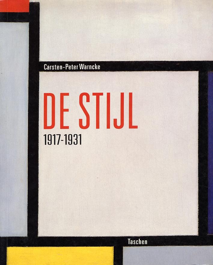 De Stijl. 1917-1931