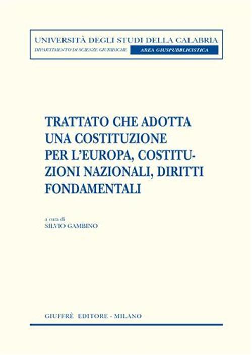 Trattato che adotta una costituzione per l'Europa, costituzioni nazionali, diritti fondamentali