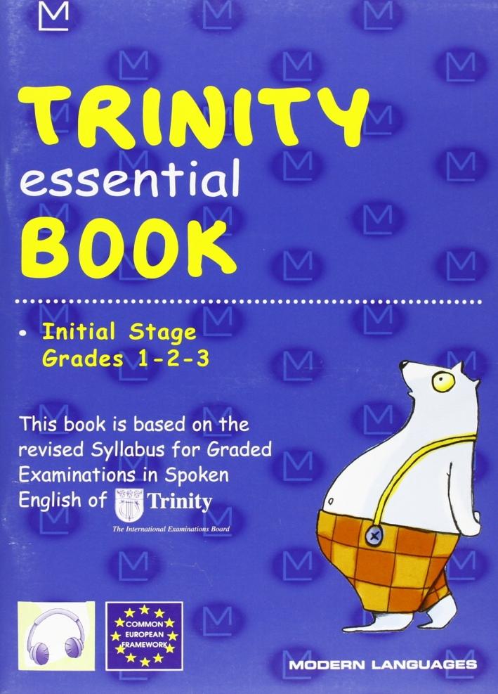Trinity. Essential book. Con CD Audio