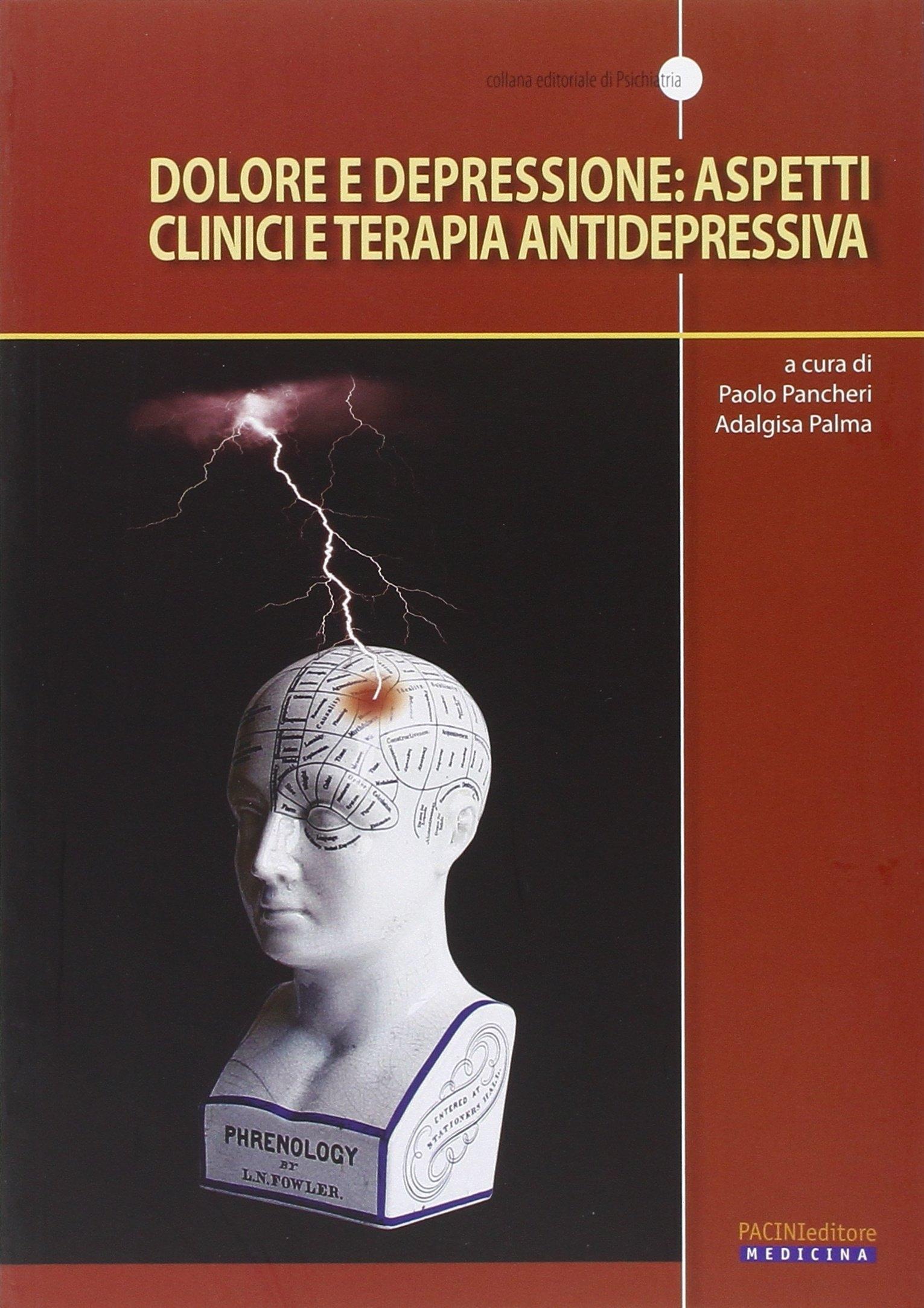 Dolore e Depressione: Aspetti Clinici e Terapia Antidepressiva