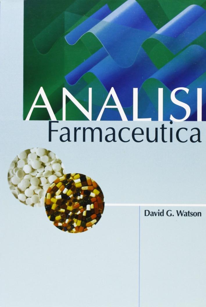 Analisi farmaceutica.