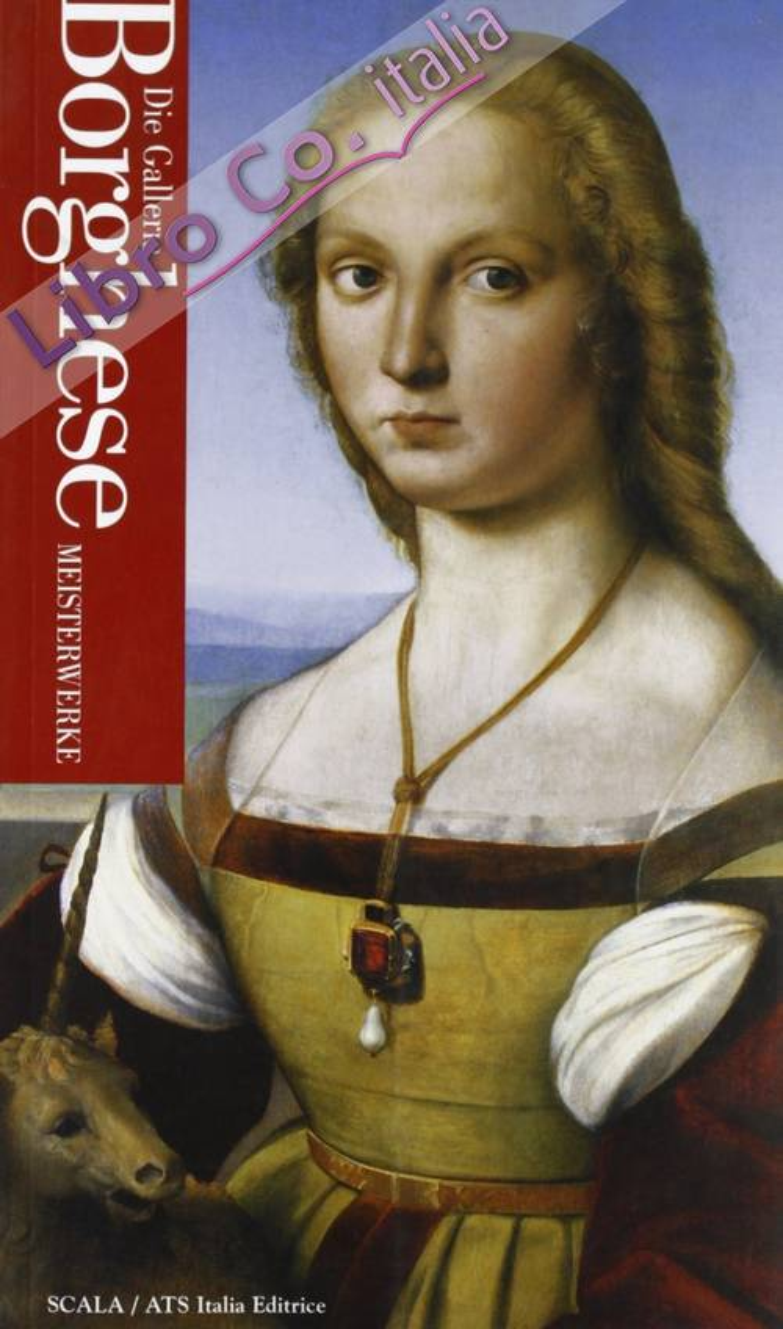 La Galleria Borghese. I Capolavori. [German Ed.]