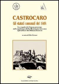 Castrocaro. Gli statuti del 1404.