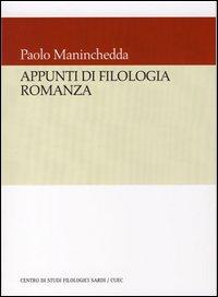 Appunti di filologia romanza