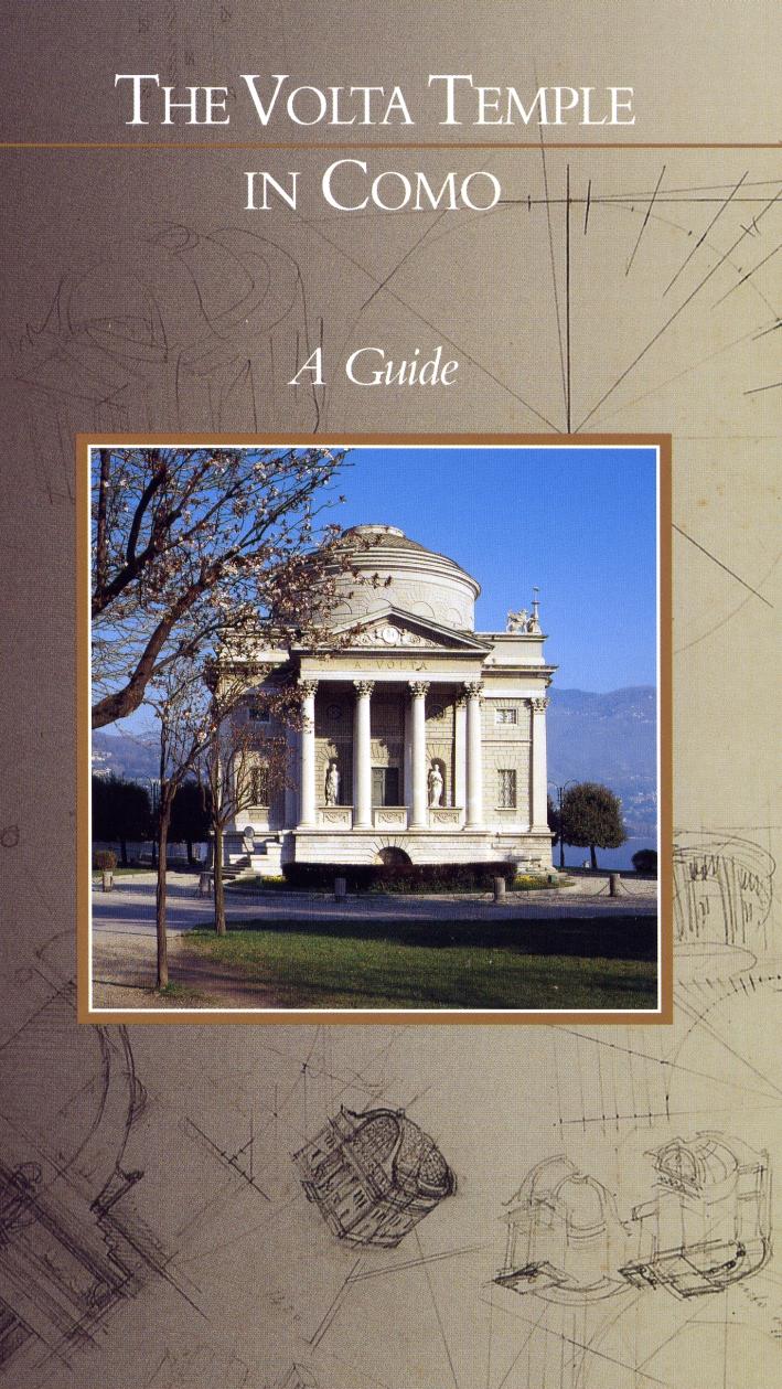 The Volta Temple in Como. A Guide