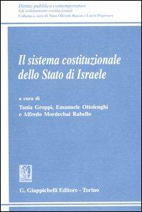 Il sistema costituzionale dello Stato di Israele