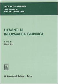 Elementi di informatica giuridica