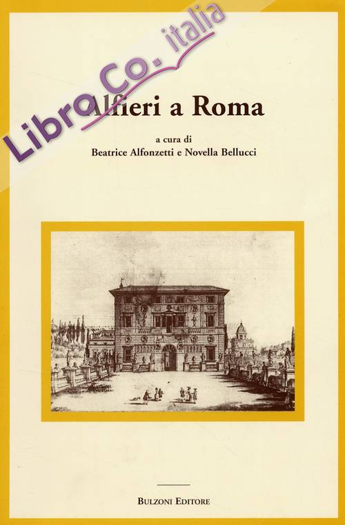 Alfieri a Roma
