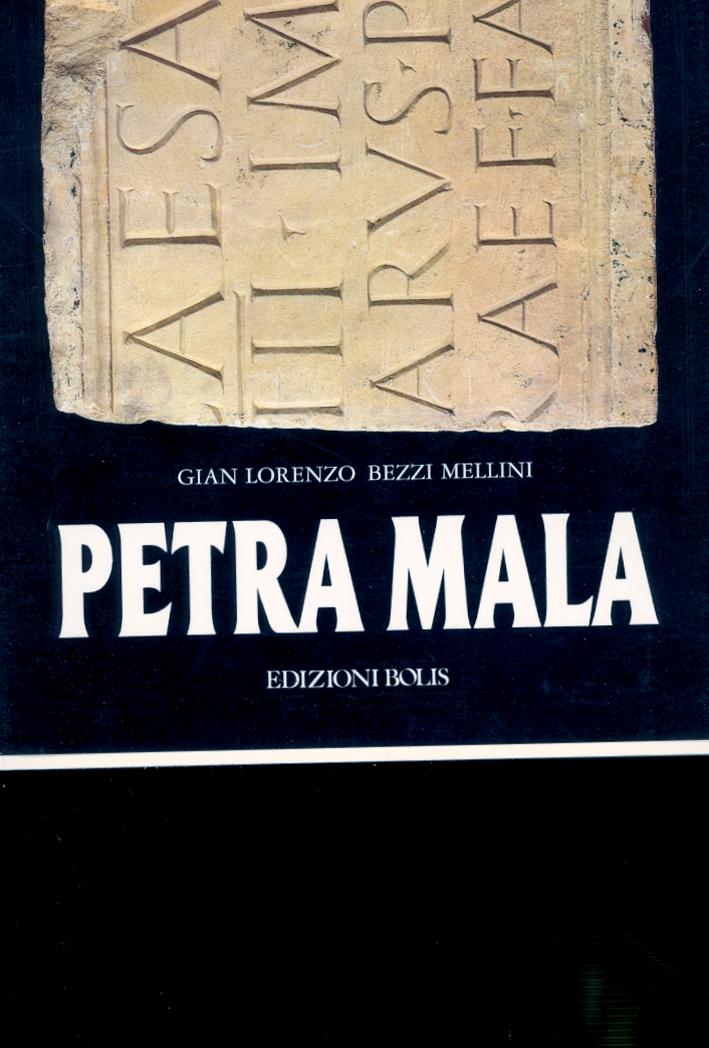 Petra Mala. Centiloquio